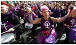 Disminuye el número de feministas y crece el de 'feministos'
