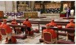 Domingo 29 de noviembre, misa con los nuevos 13 cardenales de Francisco