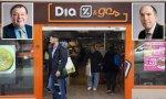 Mikhail Fridman y Stephan DuCharme, principal accionista y presidente ejecutivo de la cadena de supermercados DIA