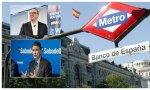 El Banco de España aprovecha para vender la megafusión de los medianos… con el Sabadell al frente