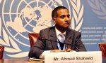 Nacido en Maldivas, Ahmed Shaheed (56) fue reelegido como Relator Especial sobre la libertad de religión o de creencias en 2019, después de completar su primer mandato que comenzó en 2016