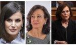 La reina Letizia, la banquera Ana Botín y la vicepresidenta Carmen Calvo, las personas más influyentes en España este año, ¿en serio?