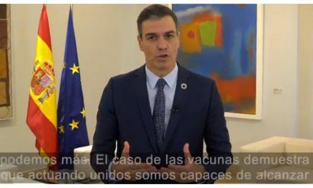 Pedro Sánchez, hombre holístico
