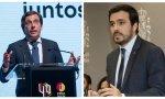 Madrid-Barça: Almeida 1- Garzón 0: el alcalde de Madrid compra la sede de IU a su líder por un millón menos de lo que pedía