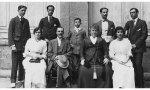 Padre de familia ejemplar, se casó en Madrid en 1890 con María Pérez de Camino y Garmendia, con quien tuvo siete hijos