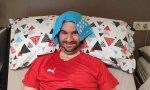 Jordi Sabate, enfermo de ELA, lucha contra la eutanasia