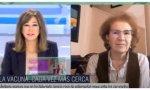Margarita del Val en 'El programa de Ana Rosa'