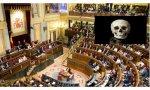 Las cifras de la vergüenza: El Parlamento español aprueba la eutanasia, por 198 votos a favor y 138 en contra