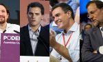 24-M. Dos generaciones en España: los de 45 votan PP-PSOE, los de menos, a los emergentes