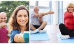 Si se puede practicar ejercicio sonriendo seguro que la OMS opina que se obtendrán mejores resultados