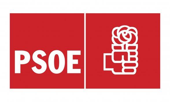 RDP | Comparecencia de Soraya Sáenz de Santamaría, Pedro Sánchez y Albert Rivera  Psoe-logo_4_588x353