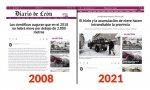 Los acertados científicos y expertos climáticos se lucen con la nieve