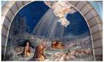 Anuncio del ángel a los pastores