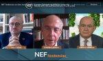 Los CEOs de Endesa y Enel, José Bogas y Francesco Starace, hablan de energía en un encuentro de Nueva Economía Fórum moderado por José Luis Rodríguez
