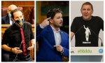 La mayoría ya ha tragado con Podemos, pero no con ERC y Bildu