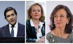 Nadia Calviño se convierte en la abanderada de la gran fusión bancaria Santander-BBVA