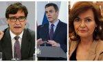 El ministro Salvador Illa se niega a que la sanidad privada española, más de un cuarto de millón de