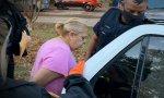 Una mujer arrestada en San Antonio