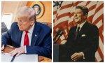 EE.UU. superó la enfermedad con Ronald Reagan (1980-1988), quien recuperó el patriotismo tras la guerra de Vietnam