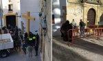 La Cruz de Aguilar de la Frontera, la última víctima de la cruzfobia creciente... y esta vez la Memoria Histórica no tiene nada que ver