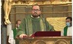 El sacerdote fallecido en la explosión Rubén Pérez Ayala