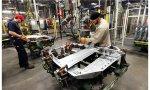 La facturación industrial cayó en noviembre un 2,4% y la del sector servicios un 12,6%, ambas en tasa anual, por la crisis del coronavirus
