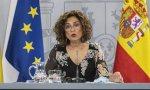 """La ministra portavoz alude a que cambiaron la normativa para que una empresa estratégica española no cayera en manos de un fondo: """"Ya se puede imaginar que es lo que piensa el Gobierno sobre la materia"""""""