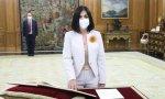 Carolina Darias, nueva ministra de Sanidad, cree que lo más importante no es frenar el virus sino la cogobernanza