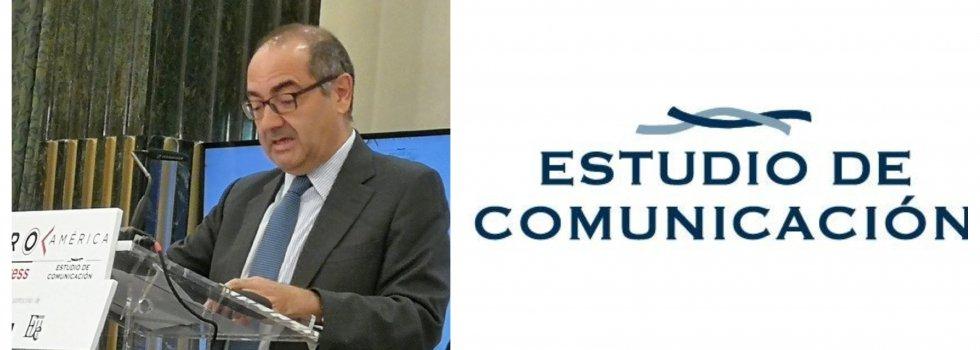 Benito Berceruelo, Consejero Delegado de Estudio de Comunicación