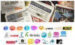 El problema de la prensa española actual no es que sea roja o azul. Es que toda ella es lo mismo: progre