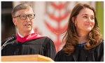 """Bill y Melinda Gates al estilo Margarita: """"la crisis sanitaria del coronavirus no será la última que sufran los seres humanos""""... ¡Oh, my God!"""