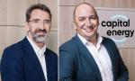 Juan Lasala, presidente no ejecutivo de Capital Energy, y Juan José Sánchez, CEO de Negocio