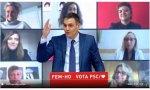 """Demagogia Sánchez: """"Si las urnas se llenan de votos de mujeres el presidente será Salvador Illa""""... Ni todas las mujeres son feministas, ni todas las feministas votan al PSOE"""