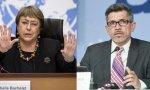 El dúo Michelle Bachelet - Víctor Madrigal-Borloz se ha propuesto dar pasos hacia la ilegalización de la Iglesia