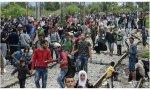 Grecia vacunará a todos sus inmigrantes; España, de momento, no