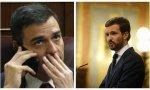 Cuando Sánchez se pone en contacto con Casado es que quiere disculpar su próxima barrabasada