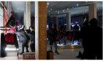 La revolución del vicepresidente Iglesias consiste en robar ropa de marca en comercios