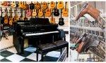 Las ramas donde más bajaron las ventas en 2020: la fabricación de instrumentos musicales (-30,9%) y la industria del cuero y del calzado (-27,1%)
