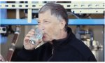 Los menús saludables del profeta Gates: ahora nos recomienda carne sintética y en 2015 agua de caca