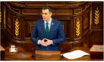 """El Covid muestra al Sánchez más hortera: """"Distancia social y cercanía emocional"""""""