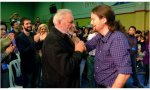 Anguita, de denostado a admirado: los tiempos están cambiando... y Pablo Iglesias también