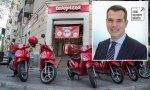 Jacobo Caller releva a Pablo Juantegui como CEO del grupo que aúna a las marcas Telepizza, Pizza Hut, Jeno's y Apache Pizza