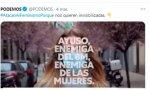 Estrategia Podemos: la formación morada ataca a Ayuso por el 8-M... con una curiosa campaña