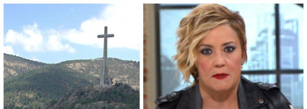 La Sexta (Cristina Pardo), tarde del pasado domingo 28, pasará a la historia. Reportaje teledirigido sobre el Valle de los Caídos con todos los tópicos al uso