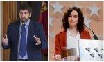 Fernando López Miras, presidente de Murcia, será desalojado del poder por PSOE y Cs. Mientras, Ayuso convoca elecciones anticipadas en Madrid para evitar otra moción PSOE-Cs