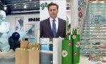 Dimas Gimeno quiere traer a España el modelo Showfields (en la imagen, el interior de la tienda de Miami)