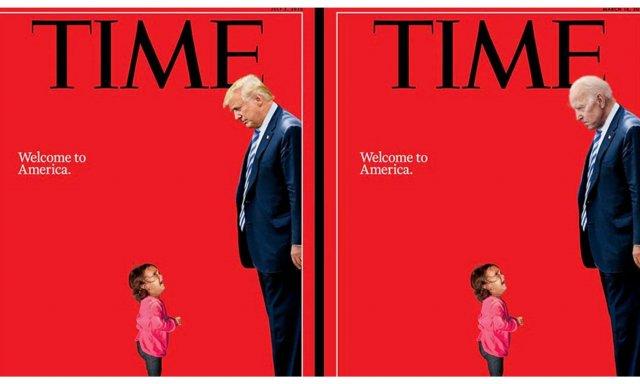 Inmigración: de nuevo Trump vuelve a ser el culpable para Nancy Pelosi. Mientras, el propio Joe va más allá y exige a los inmigrantes que no vengan a EEUU