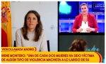 El apoyo de la ministra -y el de otros cargos políticos- llegó hasta protagonizar intervenciones en el magacín de Mediaset 'Sálvame' donde Montero agradeció a la hija de Rocío Jurado su testimonio