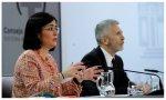 Estado policial. Darias y Marlaska amenazan: éste mantendrá el Estado policial, aquélla obliga a vacunarse con AstraZeneca