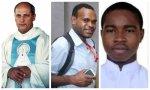 Nazareno Lanciotti, misionero italiano asesinado en Brasil, Rufinus Tigau, catequista y animador católico que fue asesinado en Indonesia y Michael Nnadi, asesinado en Nigeria
